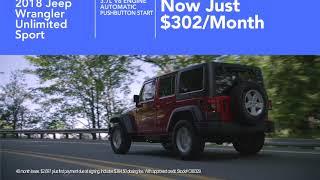 Jeep Wrangler Specials - $4,000 Off At Piedmont Jeep