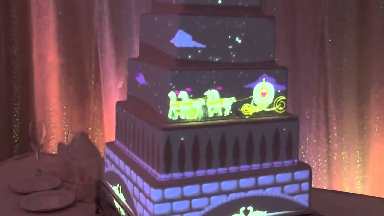G teau de mariage disney int ractif youtube for Amazing wedding cake decoration game