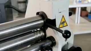 Электромеханические трехвалковые вальцы Metal Master ESR 1315 E(, 2014-09-02T08:39:59.000Z)