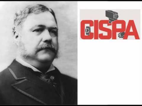 Chester A Arthur on CISPA