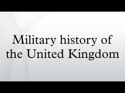 Military history of the United Kingdom