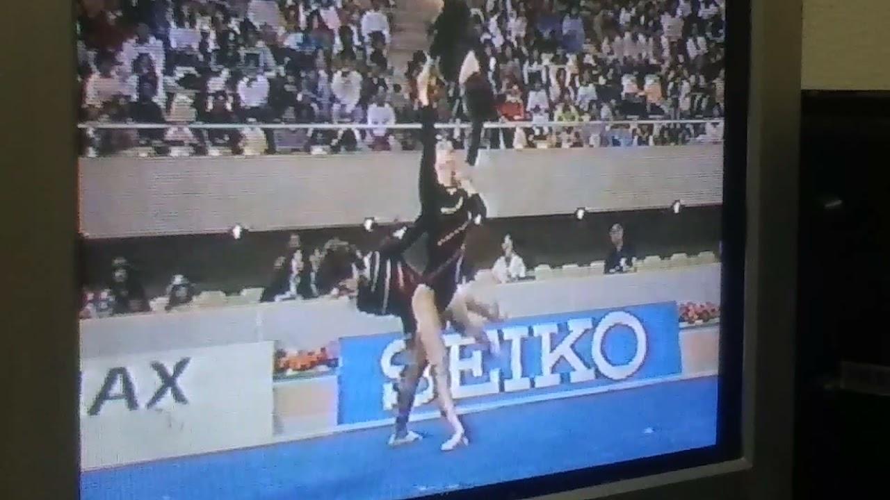 国際スポーツフェア88春 スポーツアクロ体操