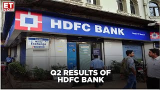 HDFC Bank Q2 results