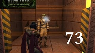 """Star Trek Online: Romulan Race #73 """"Out In The Cold"""""""