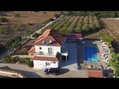 Nayia Paradise Villa - Tala-Cyprus .mp4