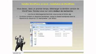 installer wordpress en local avec wamp