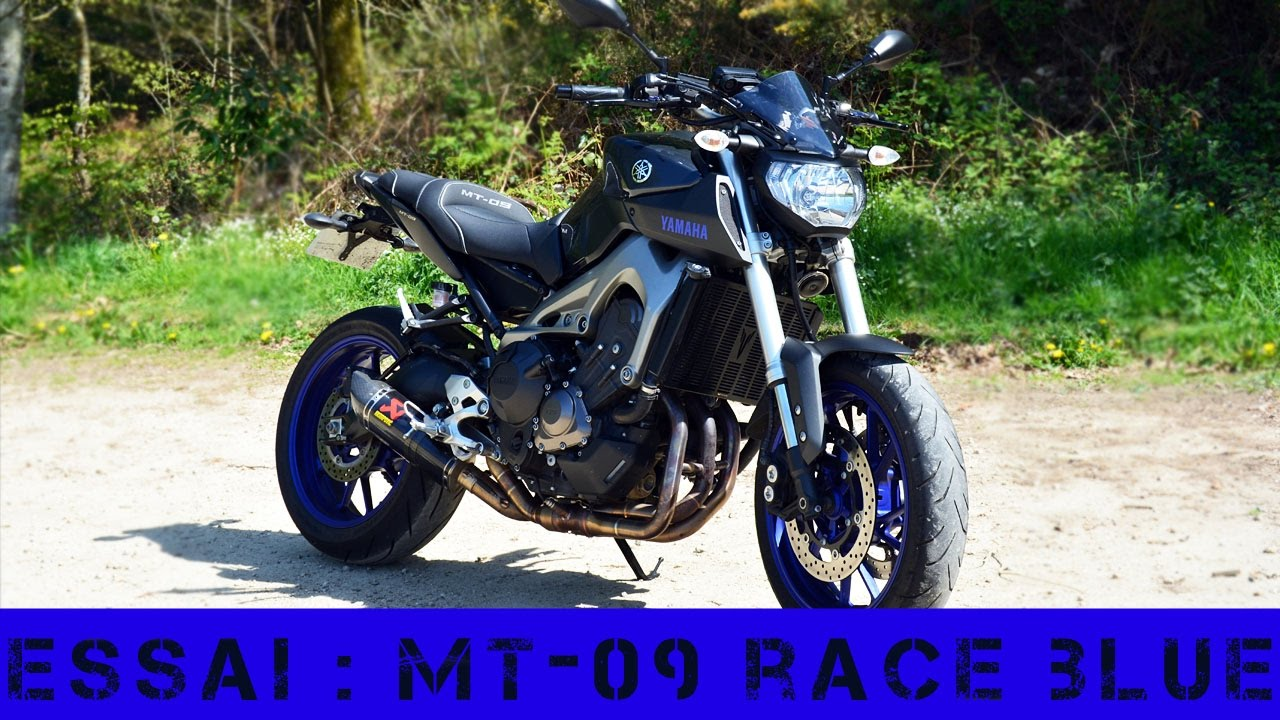 motovlog 41 essai yamaha mt 09 mangeuse d 39 europ ennes youtube. Black Bedroom Furniture Sets. Home Design Ideas