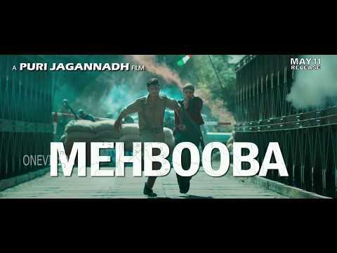Mehbooba Back 2 Back Teasers