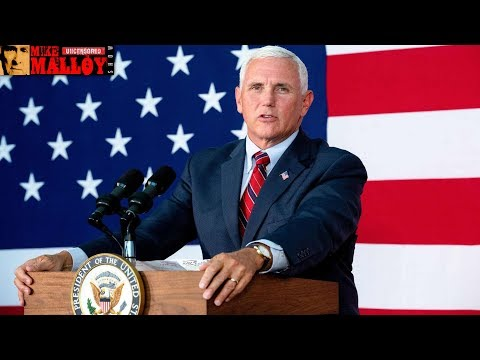 """Pence: """"Honduran Refugees aren't Mexican, so they must be Middle Eastern"""""""