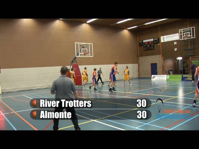 River Trotters U18 Almonte (1) (maart 2010)