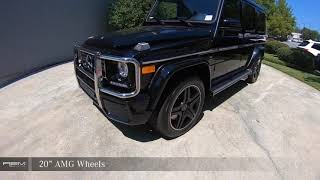 Certified 2014 Mercedes Benz G Class Atlanta GA Sandy Springs GA U15373   SOLD