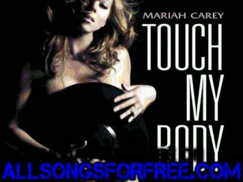mariah carey  - Touch My Body (Seamus Haji Ra - Touch My Bod