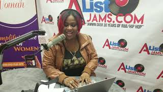 Hosting The A List Morning Show