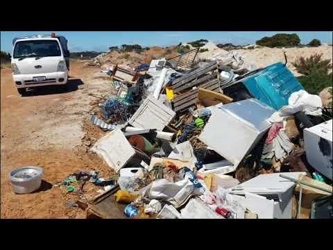 Rubbish Dump Roadtrip - Country Australia - Trash, Treasure, Relics & Scrapping to Survive - Pt 1
