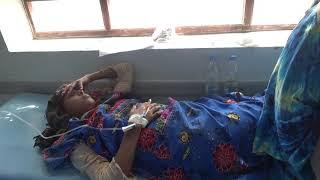 إستشهاد امرأة وطفل وإصابة طفلين اخرين بقصف مليشيات الحوثي على منازل المواطنين بمنطقة المتينة