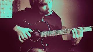 [#4] Acoustic Guitar Improvisation With Chorus Sound Effect - David Basic