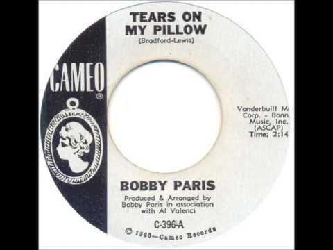 Tears On My Pillow-Bobby Paris-'66-Cameo 396.