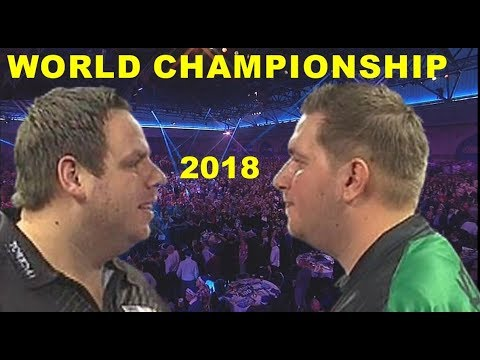 Lewis v Münch (R1) 2018 World Championship