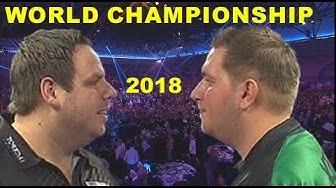 Lewis v Münch (R1) 2018 World Championship