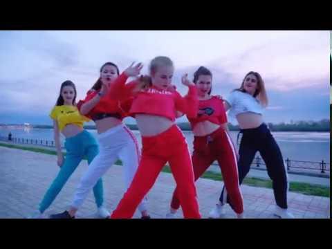 ДЖОВАНА- MC Zali. REGGAETON choreo by Adelina Popaz