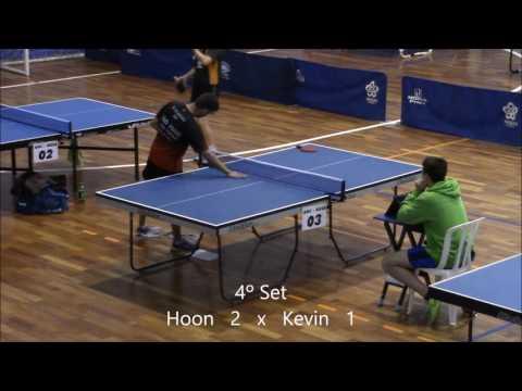Ranking Nikkei  Curitiba-PR Final 1ª Div  Hoon shin  vs  Kevin Oliveira
