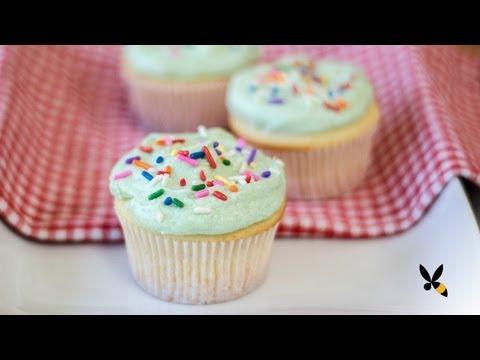 How to make vanilla cupcakes food network