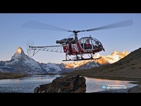 Video preview image for Die Bergretter – Air Zermatt