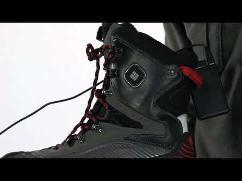 Columbia Sportswear | Electric Boot Operation