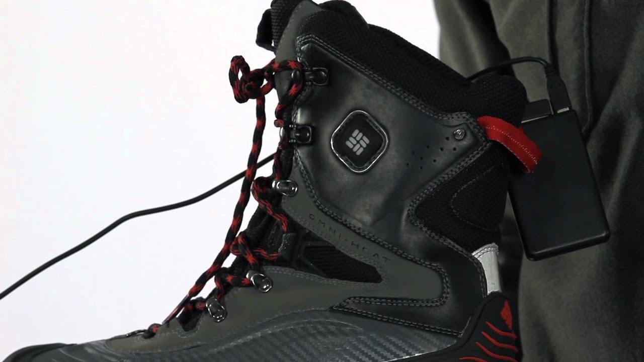 f82092c858b Columbia Sportswear   Electric Boot Operation