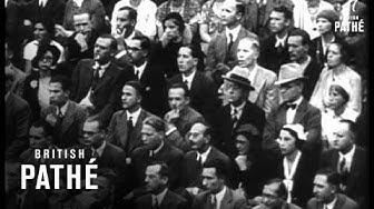 Berlin - German Documentary On Life In Berlin - Reel Two (1930-1939)