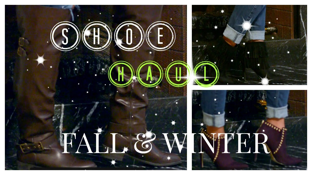 50e58a58a89 Stylish Boots Try-on from ShoeDazzle - YouTube