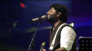 Tere Bin Nahi Lagta Dil Mera Dholna By Arijit SIngh Live Performance At Rajkot 2014