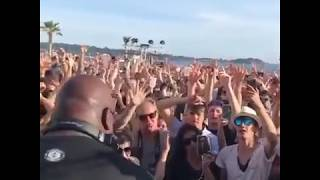 Carl Cox Dropping Oxia Domino Matador Remix In Cannes