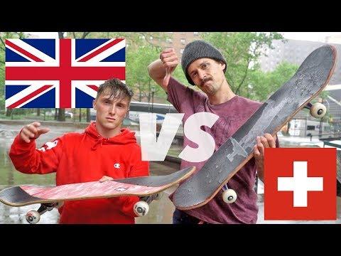 WATERPARK GAME OF SKATE | ALEX DECUNHA VS JONNY GIGER