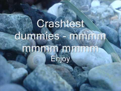 Crashtest Dummies - mmmm mmmm mmmm (with lyrics)