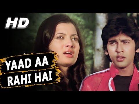 Yaad Aa Rahi Hai  Amit Kumar, Lata Mangeshkar  Love Story 1981 Songs  Kumar Gaurav