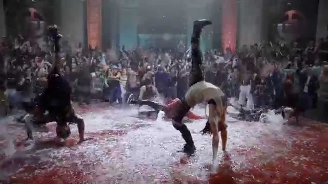 Step Up 3d 2010 Movie Official Clip Quot Dancing On Water
