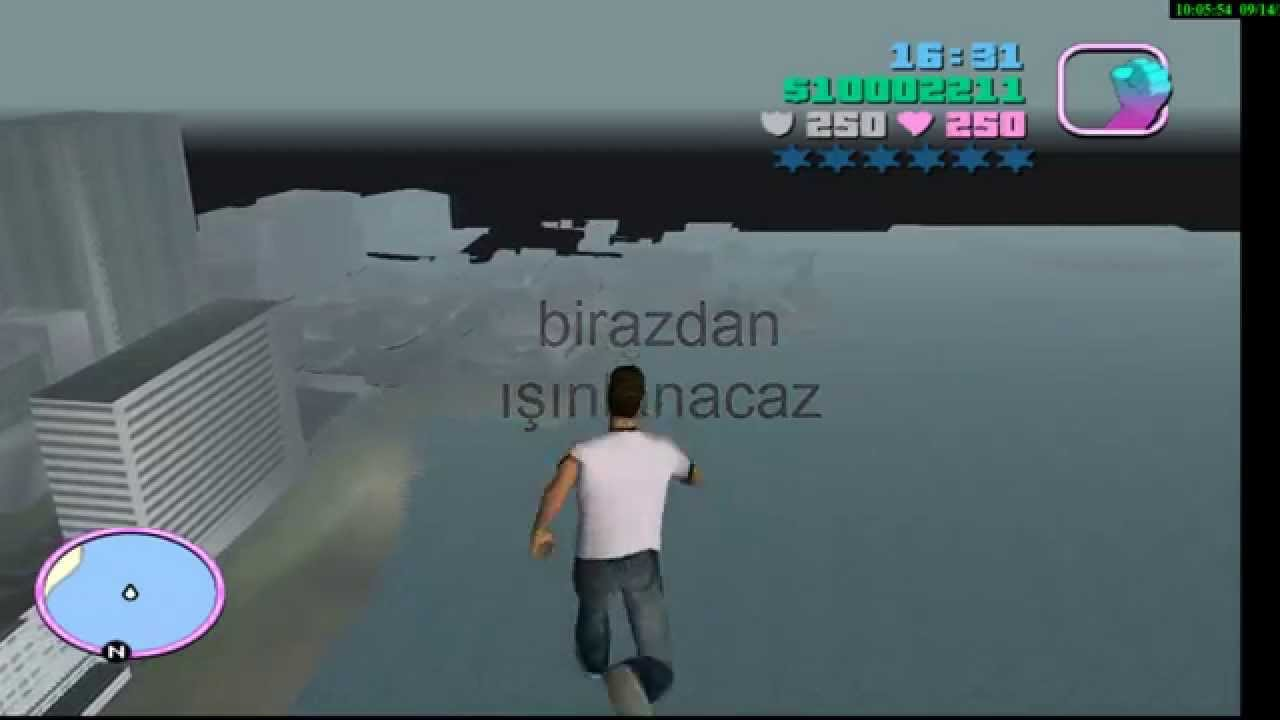 gta vice city uçma hilesi - youtube