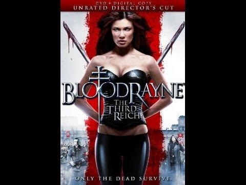 Bloodrayne: The Third Reich: Official Trailer