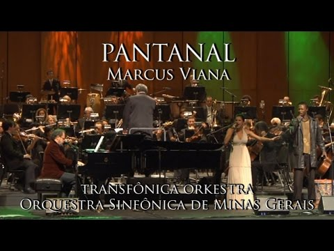Marcus Viana, Transfonica Orkestra e OSMG - Pantanal
