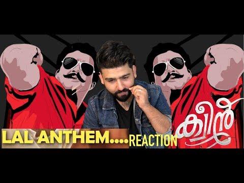 Lal Anthem Reaction | Queen | Happy Birthday Lalettan | RajDeepLive