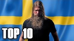 Top 10 SWEDISH METAL Bands 🤘