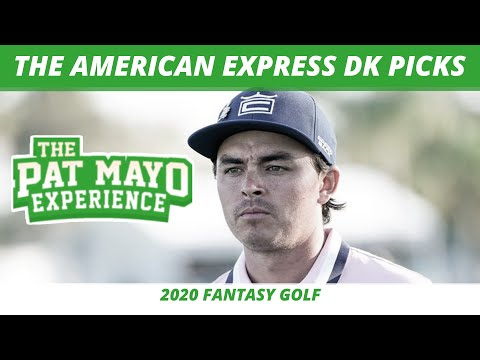 Fantasy Golf Picks - 2020 American Express DraftKings Picks, Predictions, Sleepers And Preview