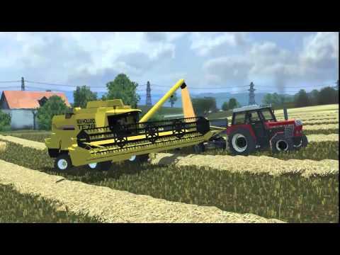 Farming Simulator 2013 - Žatva