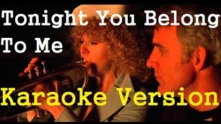 Tonight You Belong To Me- Karaoke Version (Guitar)