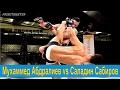 Мухаммед Абдралиев vs Саладин Сабиров #knockouts #TopMMA