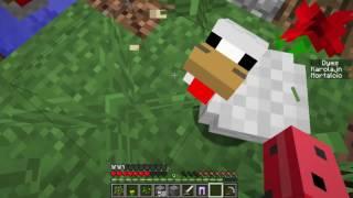 Minecraft Survival Biedronka i Czarny Kot #3
