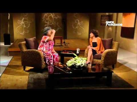 Conversando con Cristina Pacheco - Yuriko Kuronuma (23/08/2013)