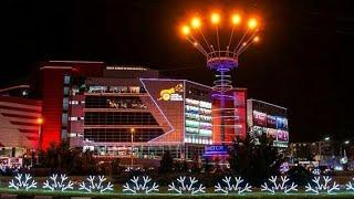 Новороссийск  (новый год) красная площадь  (Novorossiysk city is preparing for the new year)