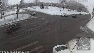 Авария в Красном Селе 13.02.21